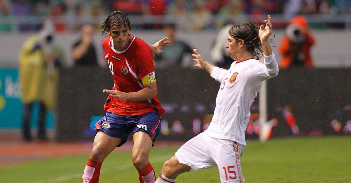 Partido España-Costa Rica se jugará a estadio lleno