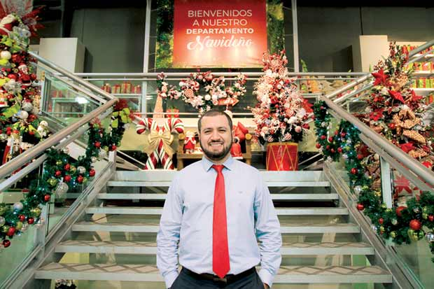 Comercio espera buena Navidad pese a desconfianza económica