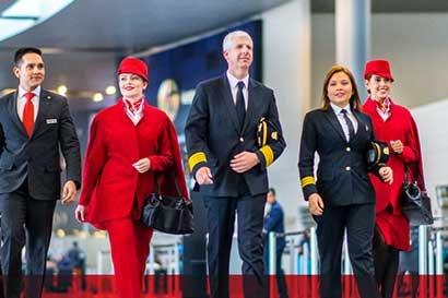 Avianca reclutará tripulantes de cabina