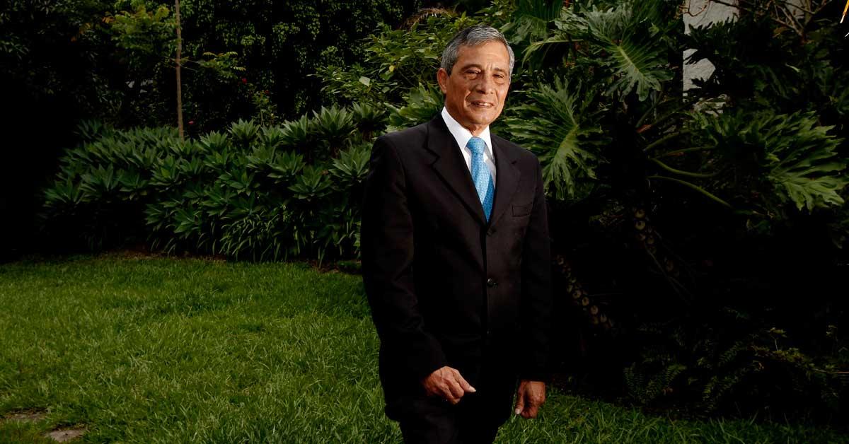 Fiscal Jorge Chavarría solicita reactivar su jubilación