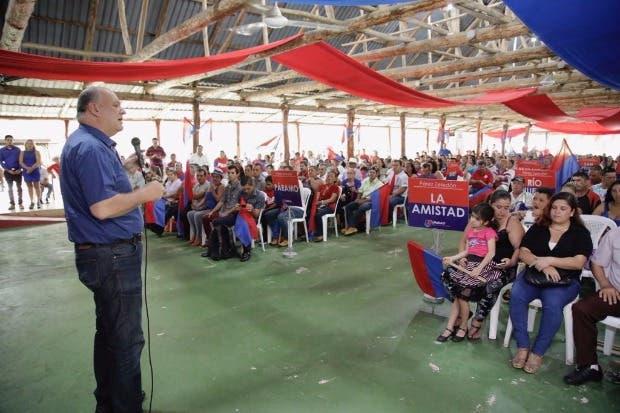 Piza ofrece fortalecer empleo, agro y educación