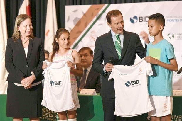 Real Madrid pretende desarrollo deportivo y superación en juventud tica
