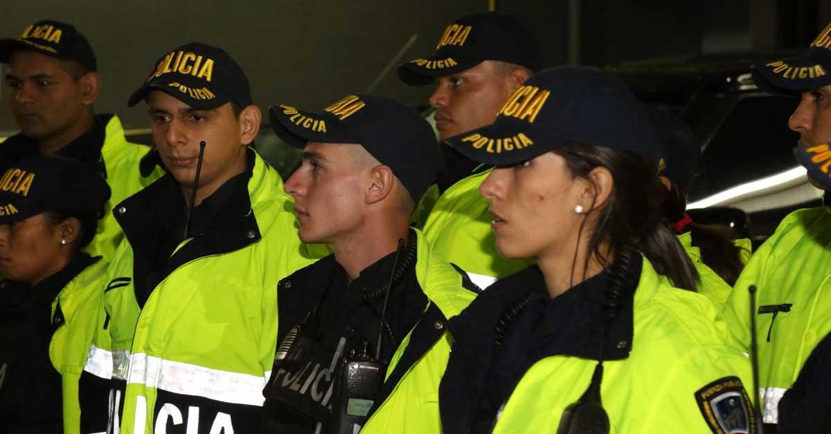 Ministerio de Seguridad ofrece mil vacantes para policías