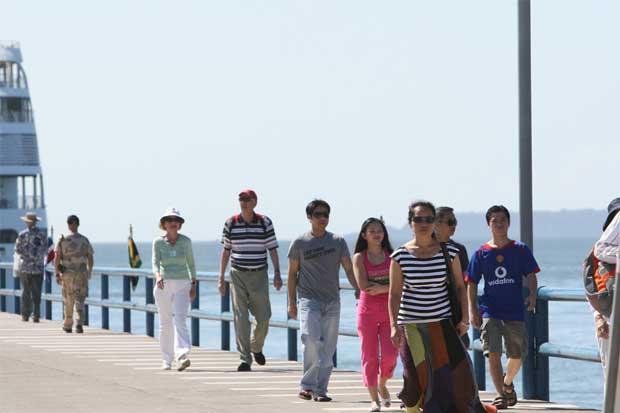 Paseo de los Turistas tendrá plazoleta con parador fotográfico