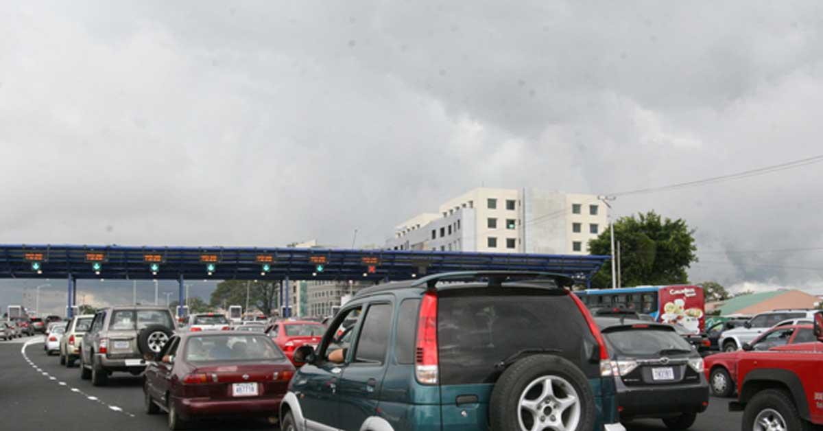 Aresep aclara que tarifas de peajes de ruta 27 no le competen