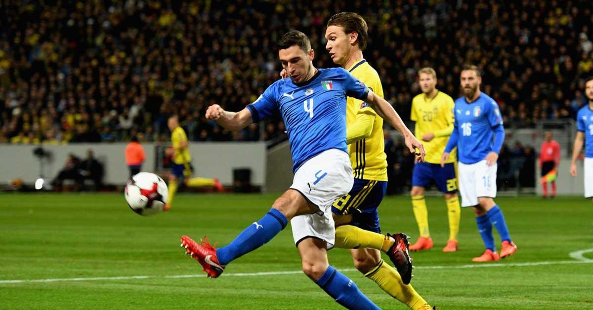 Se confirma la debacle: Italia fuera del Mundial
