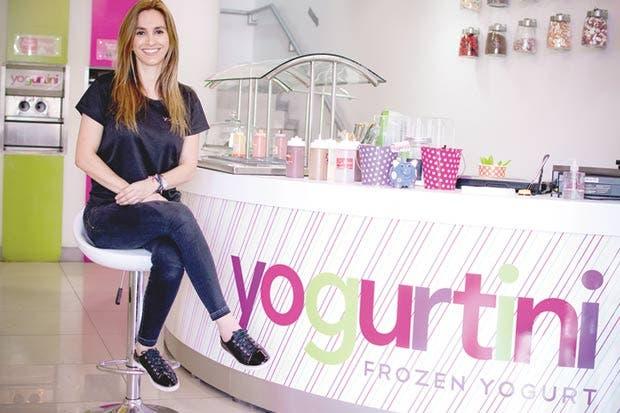 Empresaria convierte marca de helados en franquicia