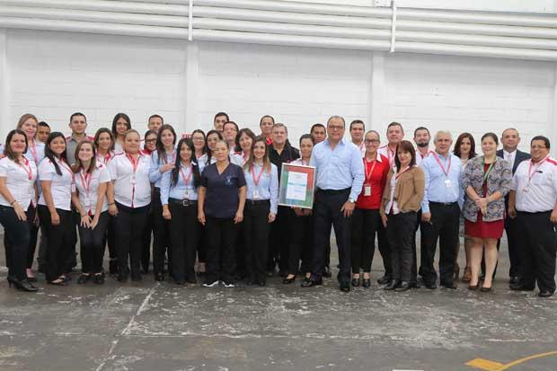 Motos Honda obtuvo sello Esencial Costa Rica