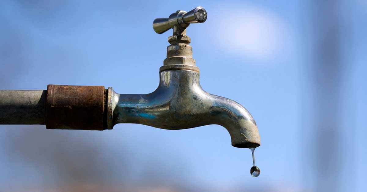 Suspensión de servicio de agua en Goicoechea se pospone