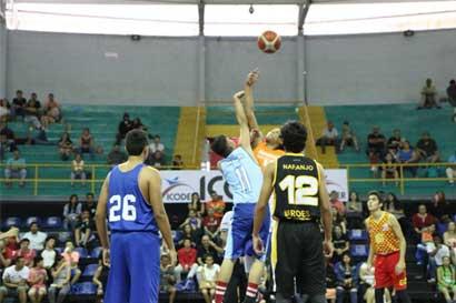 Baloncesto costarricense tuvo Juego de Estrellas en Liga Menor