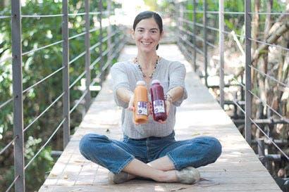 Pyme elabora jugos en prensa fría con alto valor nutricional