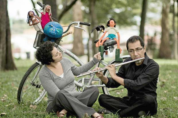 La Bicicleta celebra aniversario con obra infantil
