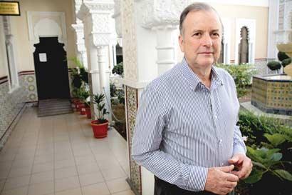 """Ottón Solís: """"Me pagan para ser diputado, no para hacer campaña"""""""