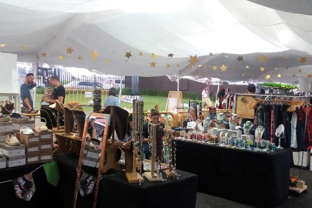 Emprendedores de El Mercadito ofrecerán sus productos en Santa Ana