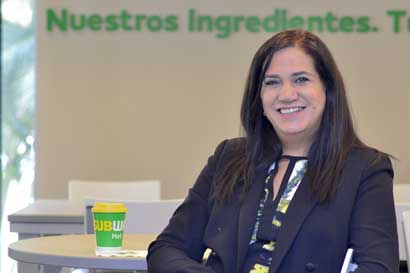 Subway abrirá 100 restaurantes en Costa Rica al 2025