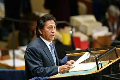 Reabren causa contra Alejandro Toledo, expresidente de Perú