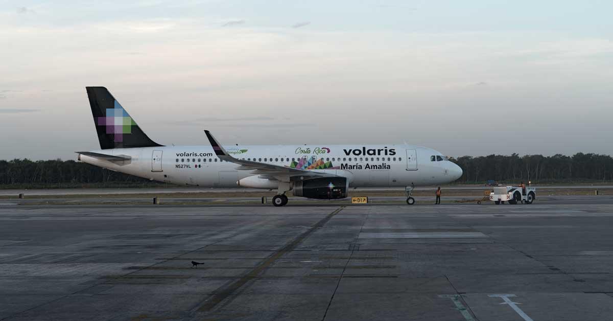 Volaris ampliará su flotilla con 80 aviones