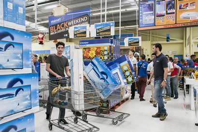 Walmart ofrecerá descuento de hasta 50% en 300 productos este fin de semana