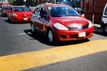 Ciudadanos podrán solicitar en línea que eliminen o construyan reductores de velocidad