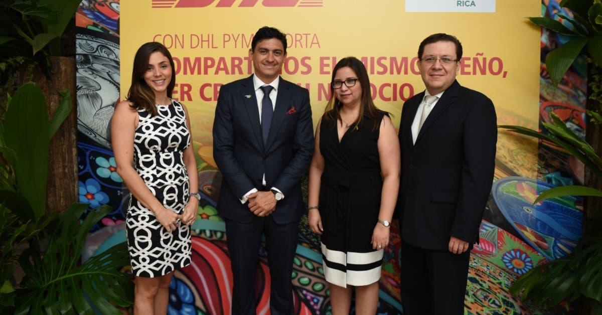 DHL lanza plan para impulsar pymes nacionales