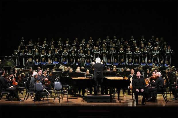 Orquesta Sinfónica Nacional gana Grammy Latino