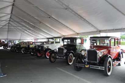 Expo Auto Antiguo reunirá 180 modelos