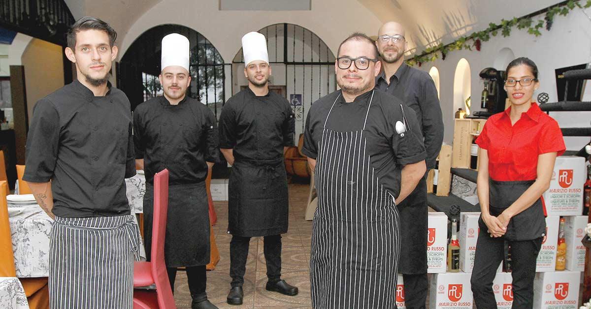 Bottega Privée, gastronomía para ver y saborear