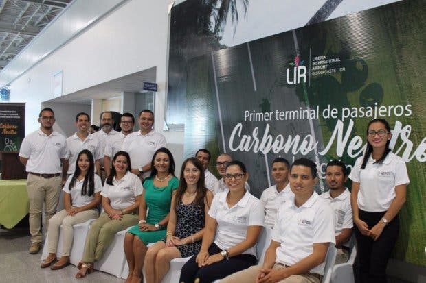 Daniel Oduber se convierte en primer aeropuerto de Centroamérica Carbono Neutro
