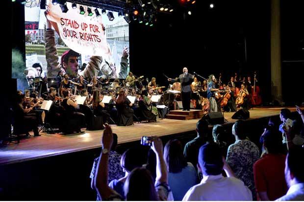 Orquesta Filarmónica se presentará mañana en Multiplaza Escazú