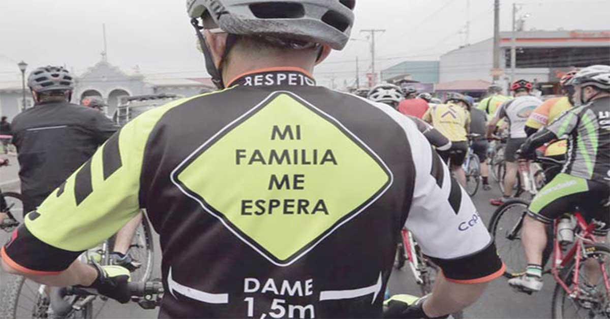Cleteada conmemorará a los 32 ciclistas que este año han muerto en carretera