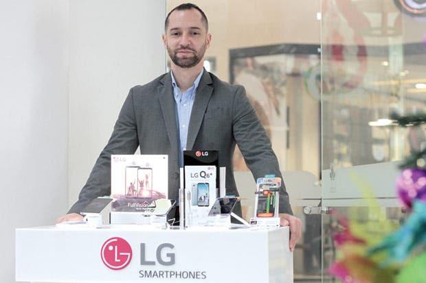 LG tiene disponible nueva línea Q de smartphones gama media