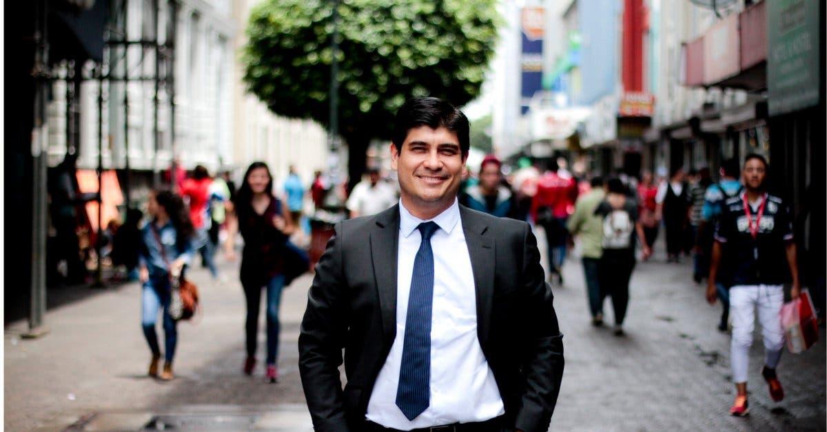 Carlos Alvarado desmiente a Antonio Álvarez y a Laura Chinchilla