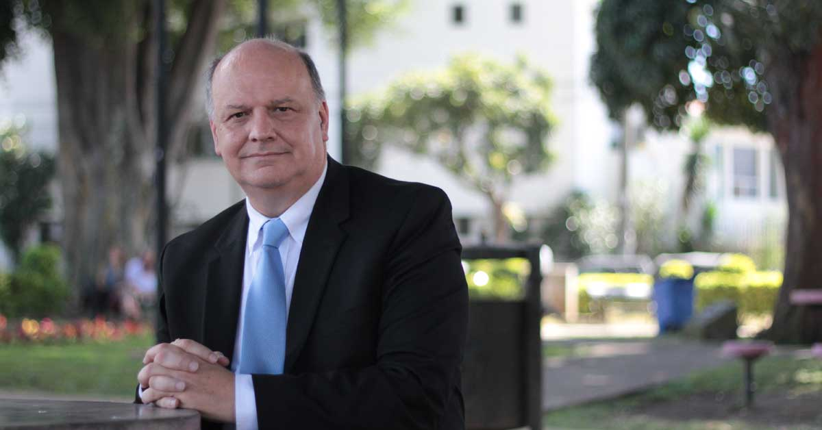 Rodolfo Piza respondió algunas preguntas del Votómetro