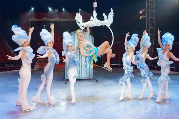 Circo Ruso Sobre Hielo llega con su magia a San José