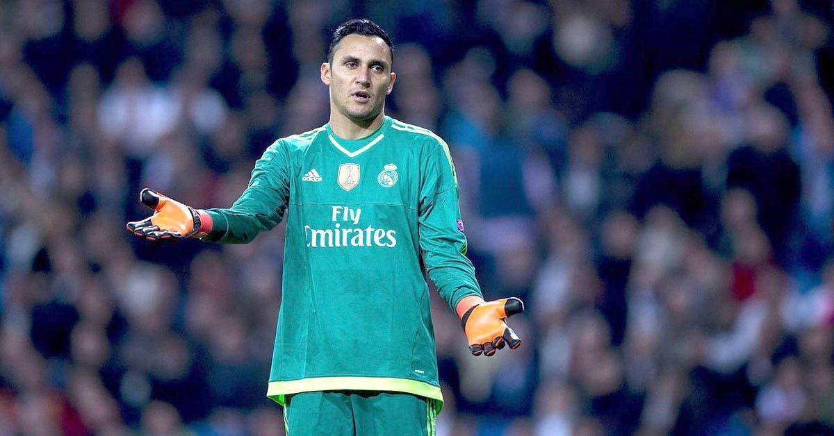 """Exjugador del Real Madrid: """"Para Keylor, cada partido es un examen que al final todos comparten"""""""
