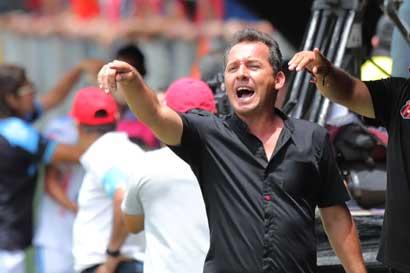 """Wilmer López: """"Para Alajuelense ningún torneo es de preparación"""""""