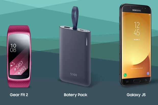 Samsung ofrecerá una semana de descuentos en su sitio web