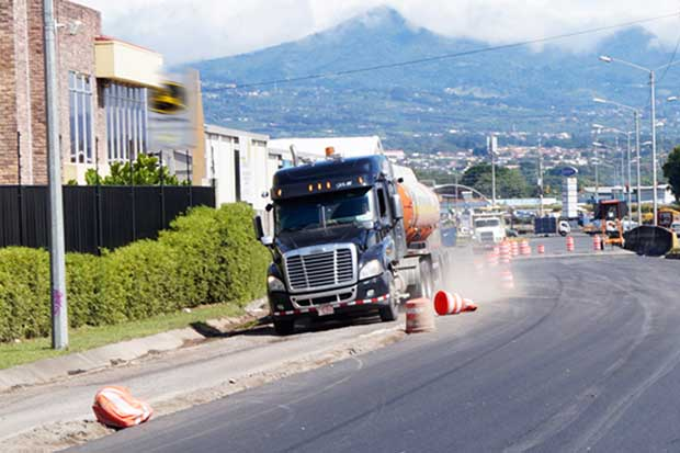 Trabajos en Circunvalación estarían listos en febrero de 2018