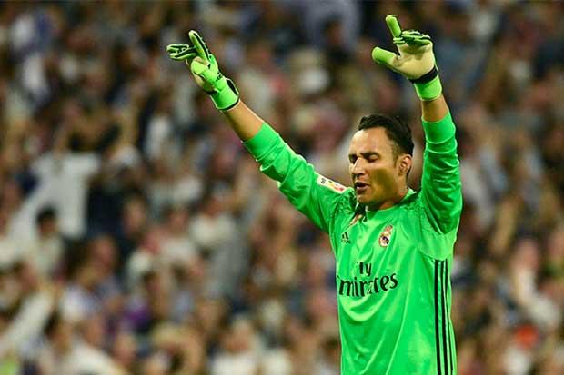 Keylor Navas nominado al Equipo del Año de la UEFA