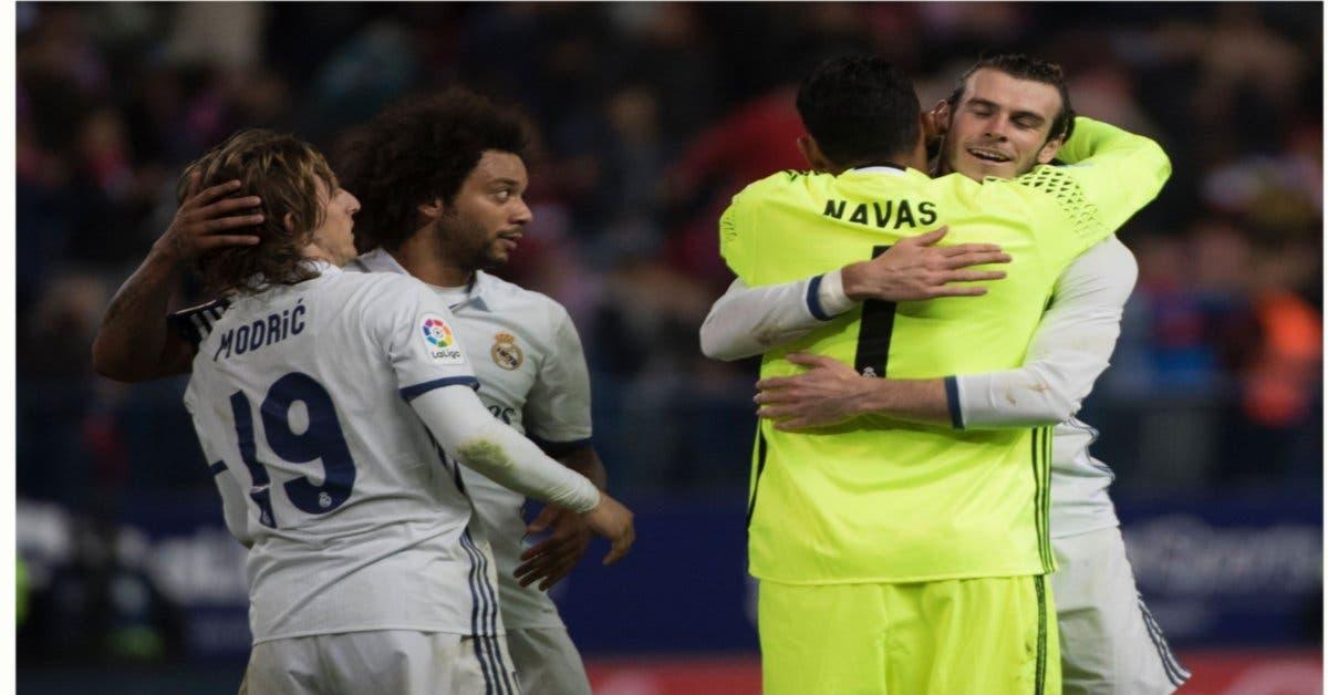 Real Madrid recuperará esta semana a Navas, Bale y Kovacic