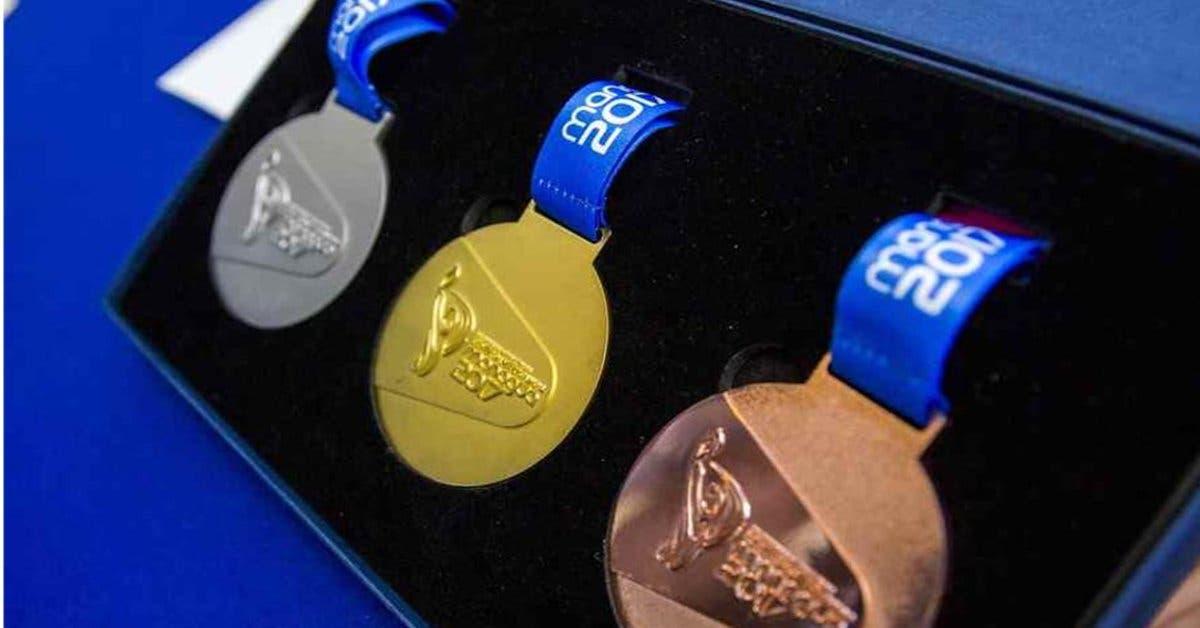 Presentaron medallas para los Juegos Centroamericanos Managua 2017