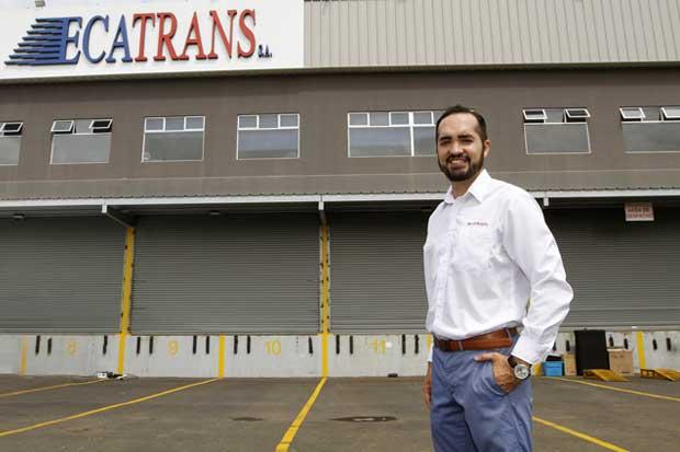 ECATRANS inauguró almacén fiscal para medicamentos