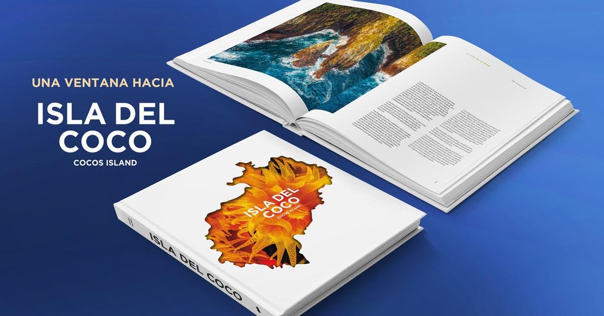 Isla del Coco celebra aniversario con libro