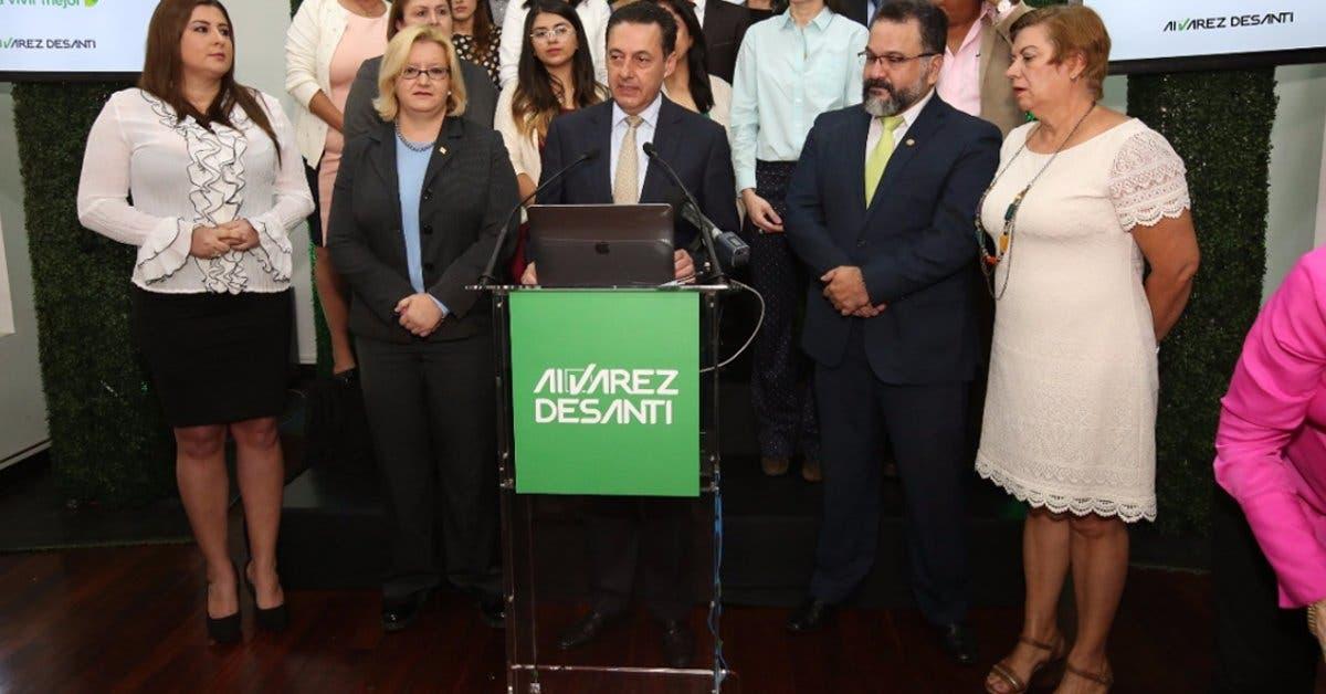 Álvarez promete aumentar 50 mil citas por semana en la Caja