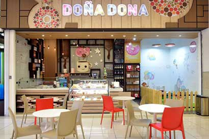 Doña Dona inauguró formato cafetería y prepara segunda apertura