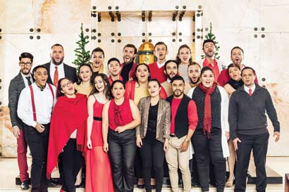 Coro Laus Deo lanza su primer video musical