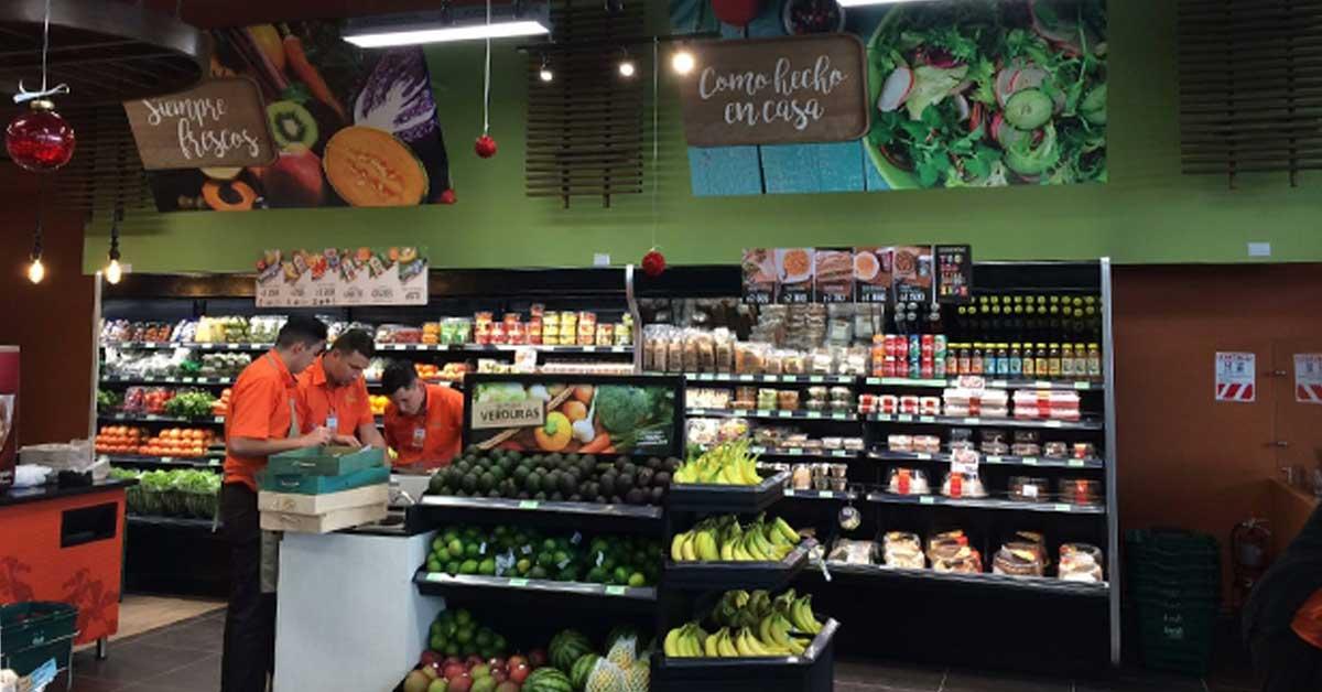 Fresh Market abrió su local 30