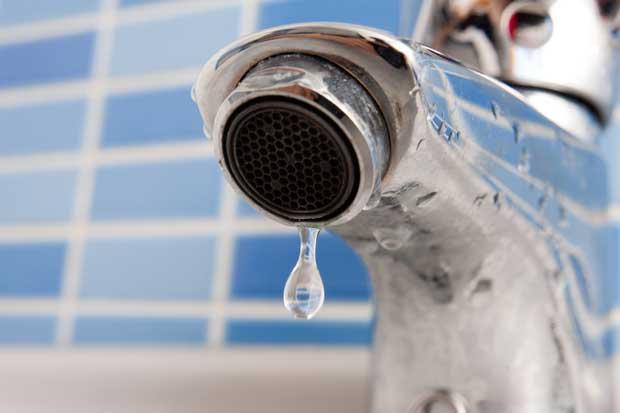 Desabastecimiento de agua afectará a seis cantones