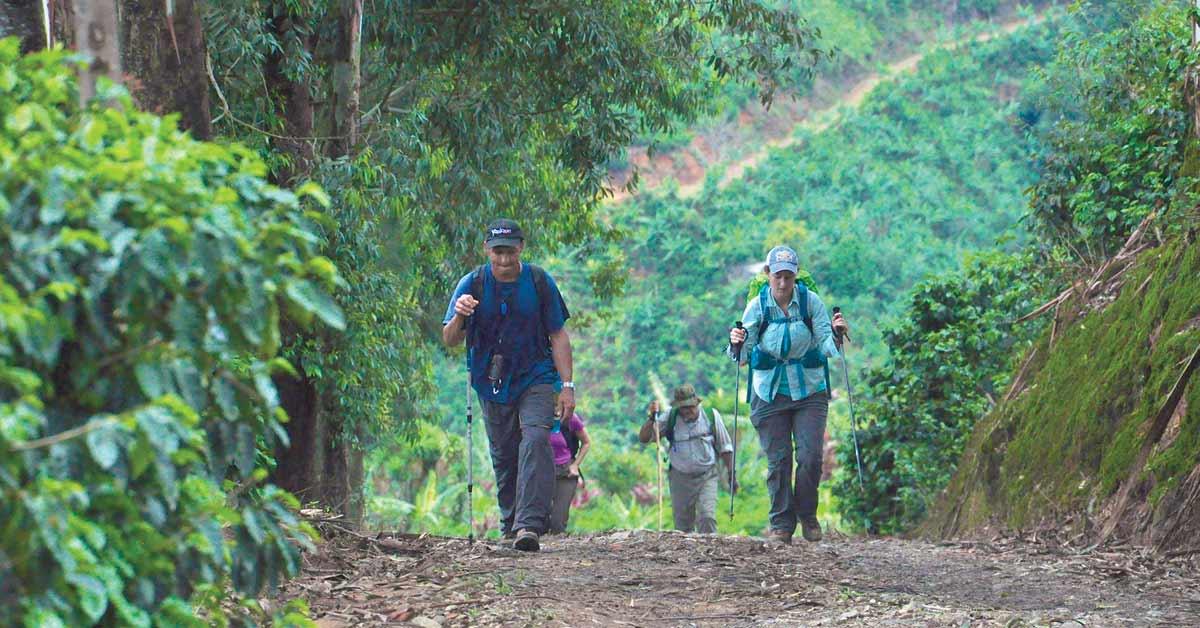 Senderismo en Costa Rica lo invita a cruzar del Caribe al Pacífico en dos semanas