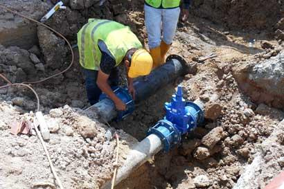 Construcción de alcantarillado obligará cierres nocturnos en Sabanilla